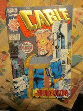 Buy CABLE #1 High Grade VF never read or opened 1993 MARVEL COMICS
