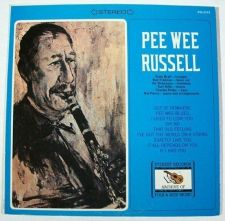 Buy PEE WEE RUSSELL ~ Archive of Folk & Jazz Music LP Stereo