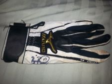 Buy RARE BRIAN BOCOCK USED AUTOGRAPHED MIZUNO BATTING GLOVE LOW BID!!