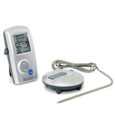 Buy Thermometer DIGITAL SENSOR REMOTE Wireless AW129 AWR129 OREGON SCIENTIFIC BBQ
