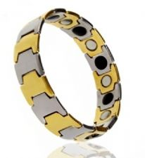 Buy HEALING PAIN REDUCE STRESS IMPROVE SLEEP MAGNETIC Tungsten Bracelet EJCN-002B
