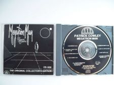 Buy Patrick Cowley ‎– Megatron Man - Original Collector's Edition CD Megatone 1991