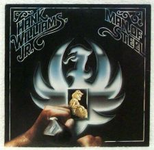 Buy HANK WILLIAMS, JR. ~ Man Of Steel 1983 Country LP
