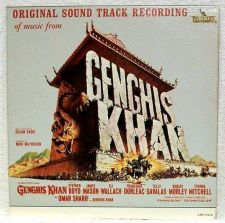 Buy GENGHIS KHAN ~ 1965 Original Soundtrack Recording LP