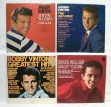 Buy BOBBY VINTON ~ Lot of ( 4 ) Rock & Roll / Pop Lounge LPs