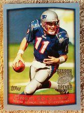 Buy Drew Bledsoe 1999 TOPPS Season Opener #120 New England Patriots NM-MT