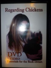 Buy REGARDING CHICKENS EDUCATIONAL Farming DVD Video Guide Essentials for flock NR