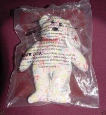 Buy Streamers the Bear #9 2009 Ty Teenie Beanie McDonalds Happy Meal Toy Retired