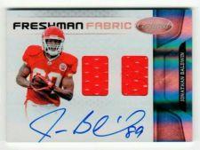 Buy NFL 2011 Panini Certified Jonathan Baldwin AUTO/DUAL JERSEY /499 MN