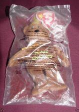 Buy Happy Birthday Bear #30 2009 Ty Teenie Beanie McDonalds 30 Year Happy Meal Toy