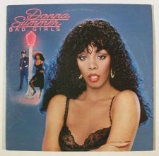 Buy DONNA SUMMER ~ Bad Girls 1979 DOUBLE Pop / R&B LP