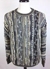 Buy Roundtree & Yorke Sweater L Mens Multicolor Bill Cosby
