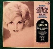 Buy Bill Sargent's HARLOW ~ 1965 Original Soundtrack Recording LP Carol Lynley