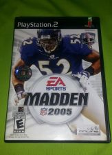 Buy Madden NFL 2005 (PS2 Playstation 2) NICE