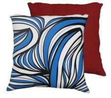 Buy 22x22 Thomann Blue White Red Back 631 Art