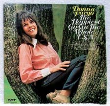 Buy DONNA FARGO ~ The Happiest Girl In The Whole U.S.A. 1972 Country LP