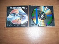 Buy Europe ‎– Wings Of Tomorrow CDEPC 26384 RARE OOP