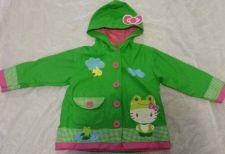 Buy Western Chief Hello Kitty Rain Coat Green Size 4t