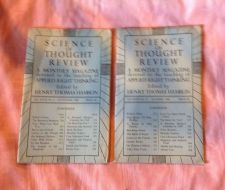 Buy SCIENCE OF THOUGHT REVIEW Applied Right Thinking Henry T. Hamblin Sept/Oct 1948