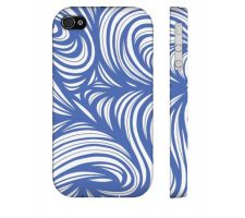 Buy Griswould Blue White Iphone 4/4S Phone Case