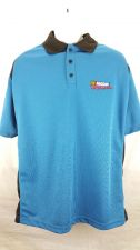 Buy Nascar Embroidered (Dri-Fit Type) Polo Mens Size L (item#16)