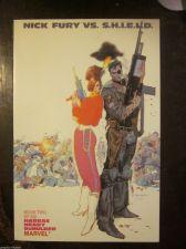 Buy NICK FURY VS. S.H.I.E.L.D. #6 MARVEL COMICS Harras, Neary, DeMulder 1988 DELUXE