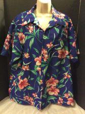 Buy Mens Hawaii Nei Honolulu Hawaiian Shirt Size L