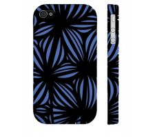 Buy Aguirre Blue Black Iphone 4/4S Phone Case