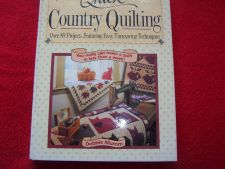 Buy Quick Country Quilting : Over 80 Projects Featuring Easy, Timesaving...