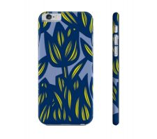 Buy Nickels Yellow Blue Flowers Floral Botanical Iphone 6 Phone Case