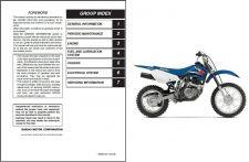 Buy 2003-2009 Suzuki DR-Z125 Repair Service Manual CD -- DR-Z125L DRZ125 DR-Z125/L