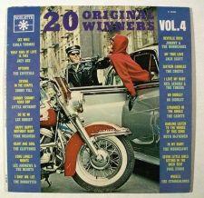 Buy 20 ORIGINAL WINNERS / 1965 Various Artists LP 1950's - 60's Hits