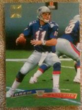 Buy Drew Bledsoe 1996 TOPPS Stadium Club #113 New England Patriots NM-MT
