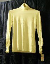 Buy New women's, Sz. XS ALFANI Ivory Shirred Stretch Turtleneck Sweater