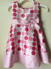 Buy Polka Dot Girls Summer Dress size 18m
