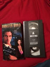 Buy Rare! Gangster World (VHS, 1998) complete,Tested! Must See