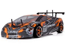 Buy Redcat Racing Lightning EPX Electric Drift Car, Orange/Black, 1/10 Scale