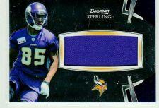 Buy NFL 2012 Bowman Sterling Greg Childs Jersey MNT