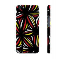 Buy Spannuth Yellow Red Black Iphone 5/5S Phone Case