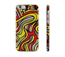 Buy Engelbach Yellow Red Black Iphone 6 Phone Case