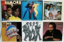 Buy R&B / FUNK GROUPS ~ Lot # 2 of ( 6 ) LPs