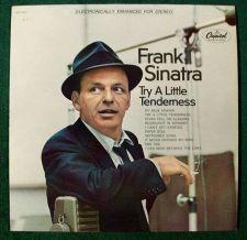 Buy FRANK SINATRA ~ Try A Little Tenderness 1968 Pop LP