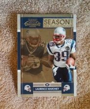 Buy Laurence Maroney 2008 DONRUSS Playoff Contenders #60 New England Patriots NM-MT