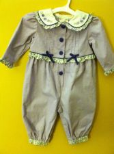 Buy Toddler Girls Lavender Corduroy Pants Outfit Size 12months