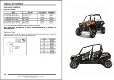 Buy 2013 Polaris Ranger RZR XP 900 / XP 4 900 Service Repair & Owner's Manual CD