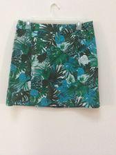 Buy Ann Taylor Forest Green Womens Mini Skirt Size 8