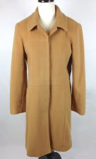 Buy Marvin Richards Jacket L Womens Beige Wool Trench Coat
