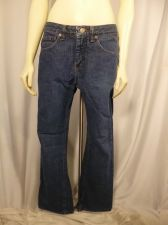 Buy Lee Riveted Ultimate 5 Womens Denim Blue Jeans Size 8 Petite