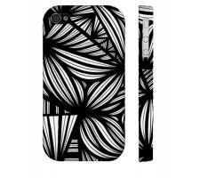 Buy Montijo Black White Iphone 4/4S Phone Case