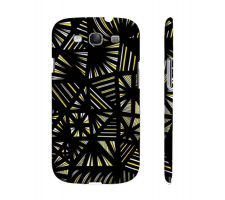 Buy Roemhild Yellow Black Samsung Galaxy S3 Phone Case
